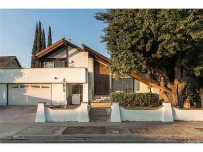 Simi Valley Single Family Home For Sale: 2253 Burnside Street
