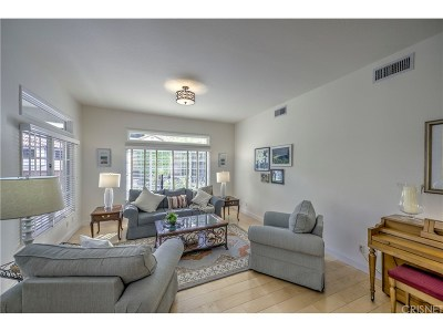 Newhall Single Family Home Active Under Contract: 24529 Ebelden Avenue