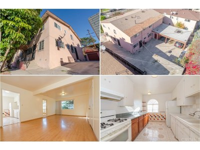Inglewood Residential Income For Sale: 7116 South La Cienega Boulevard