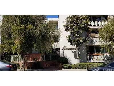 Los Angeles Condo/Townhouse For Sale: 4255 West 5th Street #103