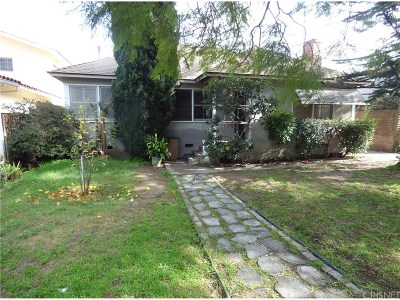 Single Family Home Active Under Contract: 2810 Glendon Avenue