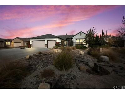 Lancaster Single Family Home For Sale: 3007 West Avenue M4