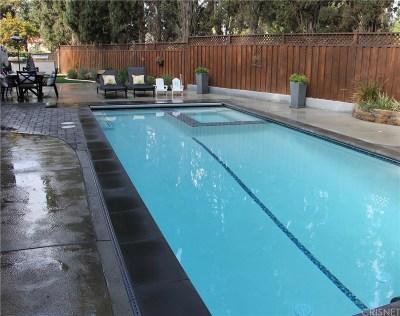 Encino Single Family Home For Sale: 16651 Calneva Drive