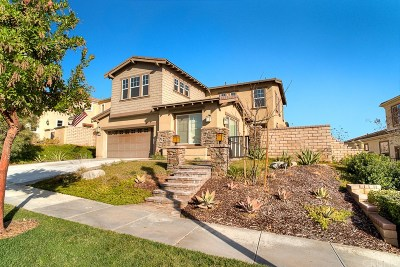 Valencia West Hills (VLWH) Single Family Home Active Under Contract: 28718 Iron Village Drive