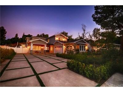Tarzana Single Family Home For Sale: 5646 Melvin