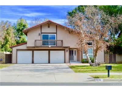 Chatsworth Single Family Home For Sale: 10112 Jovita Avenue