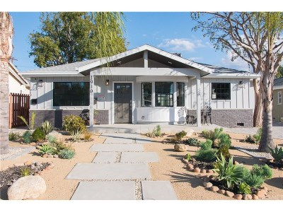 Burbank Single Family Home For Sale: 1910 North Fairview Street North