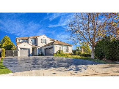 Moorpark Single Family Home Active Under Contract: 3960 Hopi Court