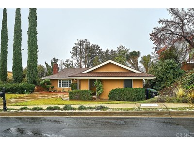 Porter Ranch Single Family Home For Sale: 11357 Edenberg Avenue