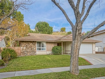 Single Family Home Active Under Contract: 22219 Barbacoa Drive