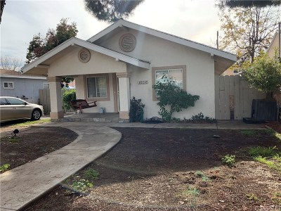 Van Nuys Single Family Home For Sale: 16016 Wyandotte Street