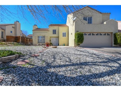 Palmdale Single Family Home For Sale: 36433 Windtree Circle