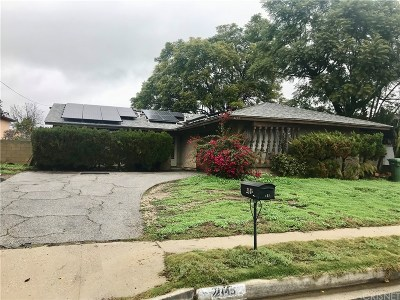 Simi Valley Single Family Home For Sale: 2145 Cochran Street