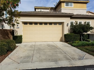 Valencia Single Family Home For Sale: 23804 Balsa Court
