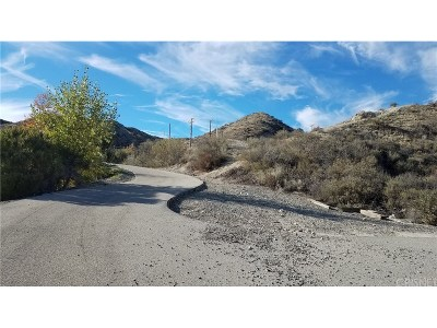 Canyon Country Residential Lots & Land For Sale: Sand Canyon Rd.
