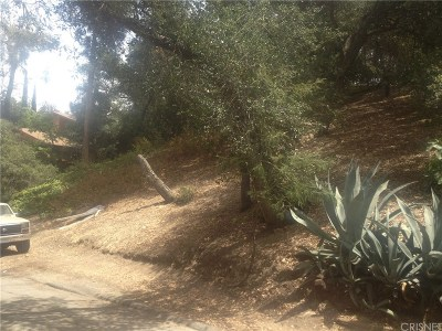 Woodland Hills Residential Lots & Land For Sale: 4266 Rosario