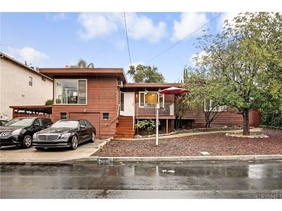 Tujunga Single Family Home For Sale: 10508 Redmont Avenue