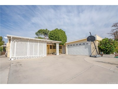 North Hills Single Family Home For Sale: 16335 Vincennes Street