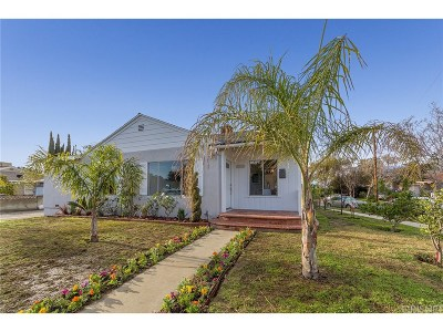 Sylmar Single Family Home For Sale: 12611 Norris Avenue