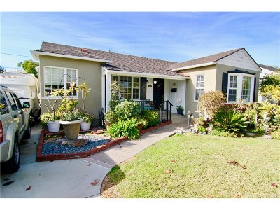 Burbank Single Family Home For Sale: 903 North Florence Street
