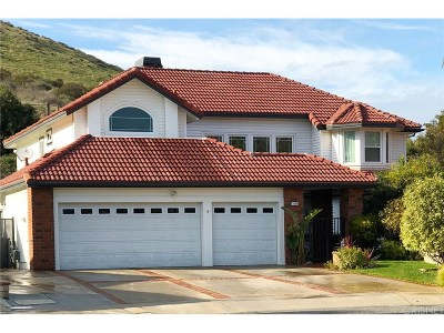 Simi Valley CA Single Family Home For Sale: $949,999