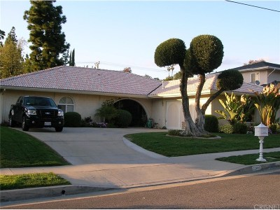 Single Family Home For Sale: 22651 Jameson Drive