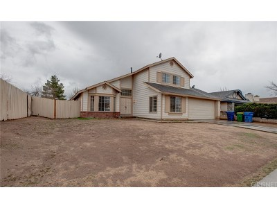 Lancaster Single Family Home For Sale: 3650 East Avenue R12