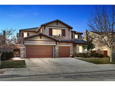 Lancaster Single Family Home For Sale: 44215 Raven Lane