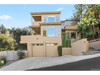 Calabasas Single Family Home For Sale: 23640 Aster Trails