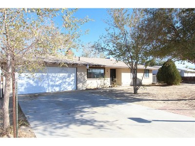 Lancaster Single Family Home For Sale: 41348 154th Street East