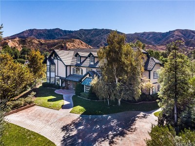 Canyon Country Single Family Home For Sale: 16418 Cambria Estates Lane