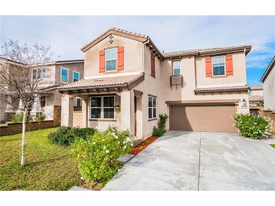 Valencia West Creek (VLWC) Single Family Home For Sale: 28569 Las Canastas Drive