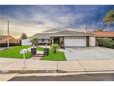 Ventura County Single Family Home For Sale: 4309 North Ashtree Street