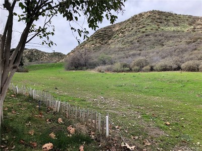 Canyon Country Residential Lots & Land For Sale: Cambria Estates Lane