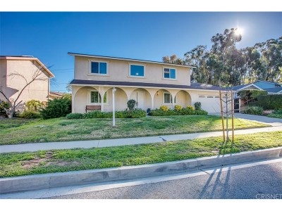 Simi Valley CA Single Family Home For Sale: $567,950