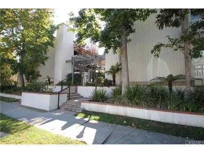Sherman Oaks Condo/Townhouse Sold: 14348 Riverside Drive #9