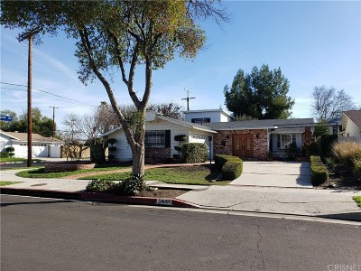 West Hills Single Family Home Sold: 24000 Mobile Street