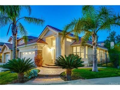 Los Angeles County Single Family Home For Sale: 20729 Campania Lane