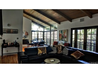 Woodland Hills Single Family Home For Sale: 5210 Marmol Drive