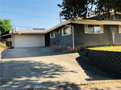 Canyon Country Single Family Home For Sale: 18622 Kimbrough Street