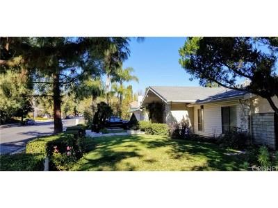 Northridge Single Family Home For Sale: 10720 Melvin Avenue