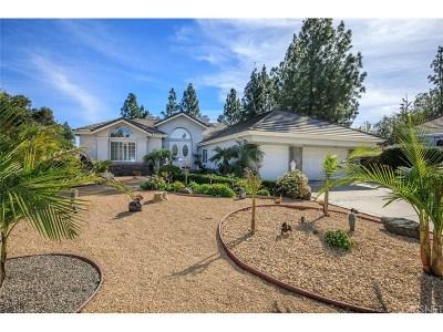 Thousand Oaks Single Family Home For Sale: 912 Vivian Circle