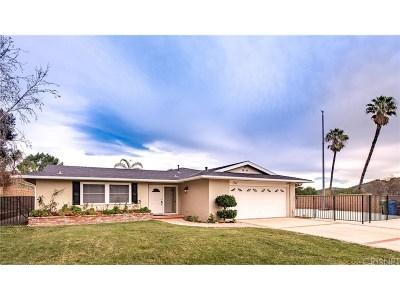 Thousand Oaks Single Family Home Active Under Contract: 1741 Calle Artigas