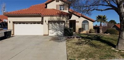 Lancaster Single Family Home For Sale: 5603 West Avenue L4