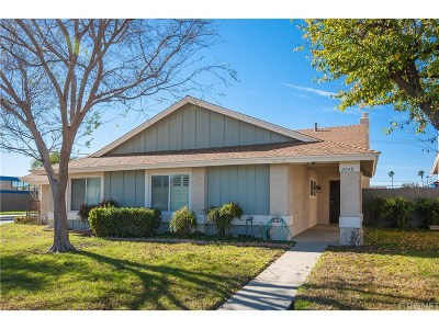 Simi Valley CA Single Family Home For Sale: $419,900
