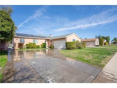 Granada Hills Single Family Home For Sale: 15951 Simonds Street