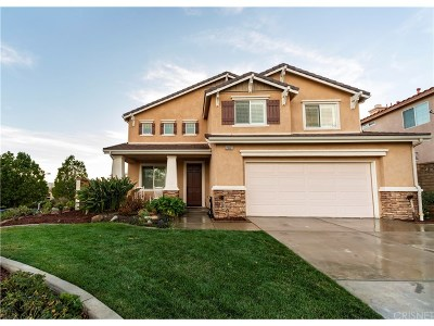Valencia Single Family Home For Sale: 29007 Old Adobe Lane