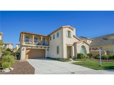 Moorpark Single Family Home Active Under Contract: 14025 Swift Run Court