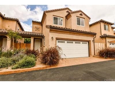 North Hills Condo/Townhouse For Sale: 8621 Noble Avenue #9