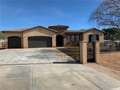 Acton Single Family Home For Sale: 33516 Desert Road